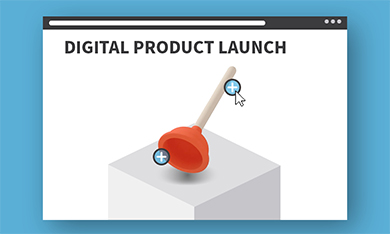 Product launch: Present products online in livestream