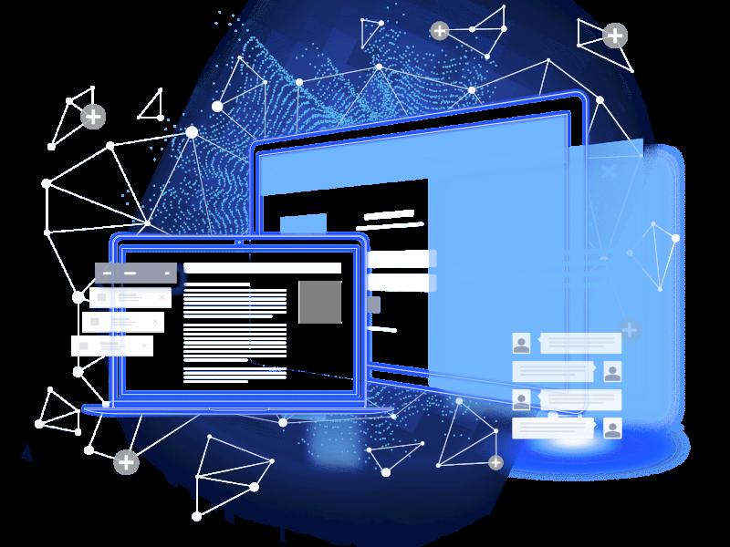 Web-Entwicklung und Webseiten