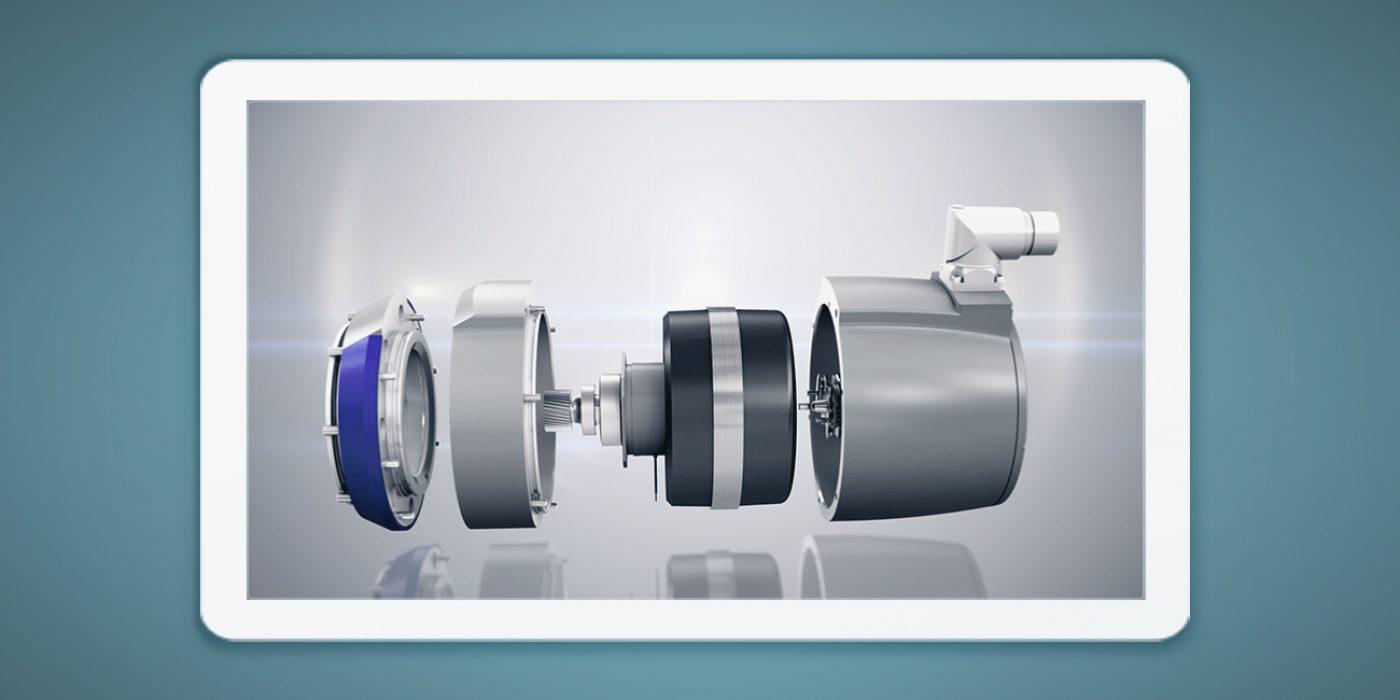 Animiertes 3D-Erklärvideo für Wittenstein SE