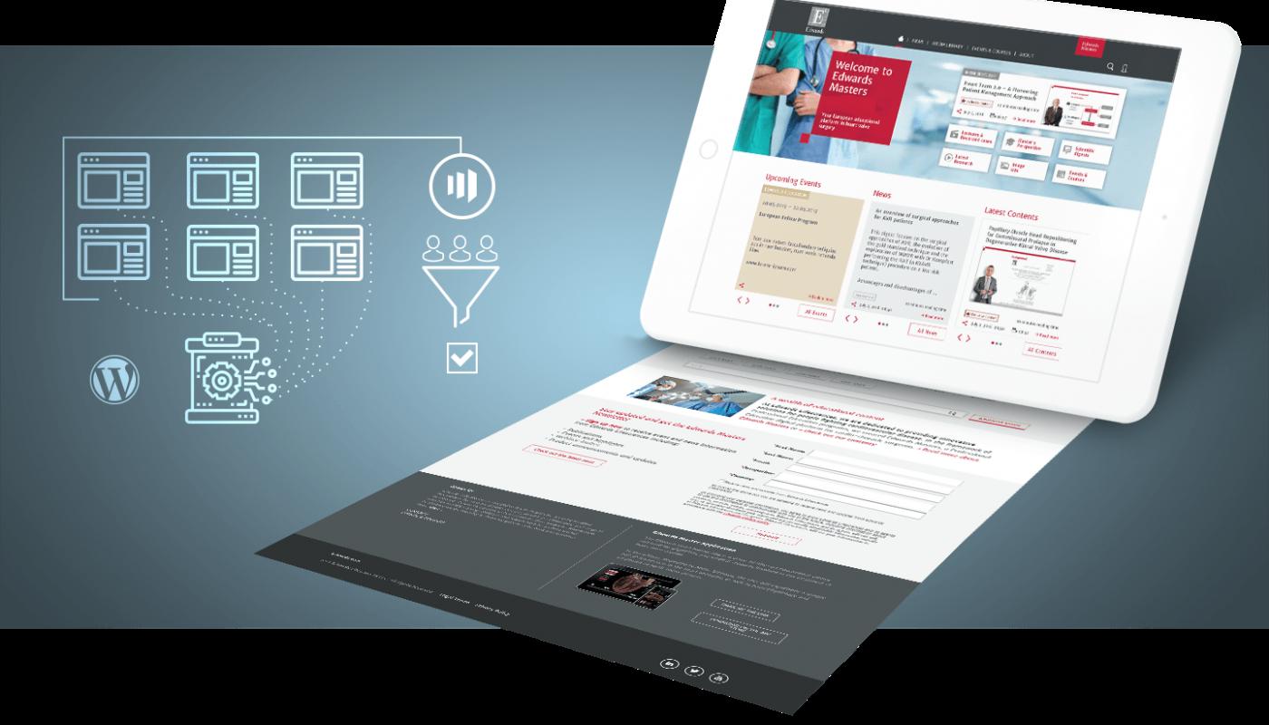 Wissensportal mit Marketo Engage zur automatisierten Pflege