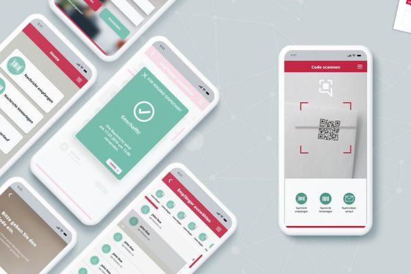 Corporate Design und Communication für Mayer-Kuvert-network GmbH