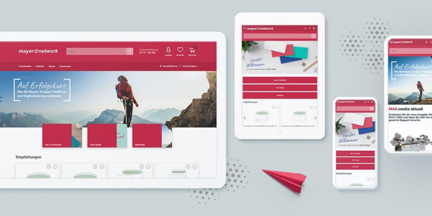 Digitalstrategie bei Mayer-Kuvert-network GmbH