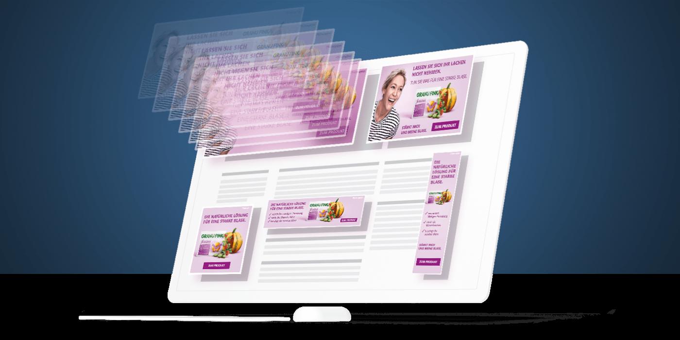 Online-Apotheke der Marke GRANU FINK®