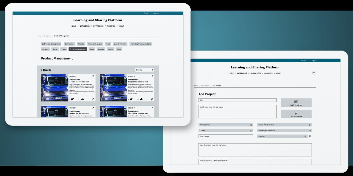 SharePoint als digitale Lernplattform mit individuellen Frontend